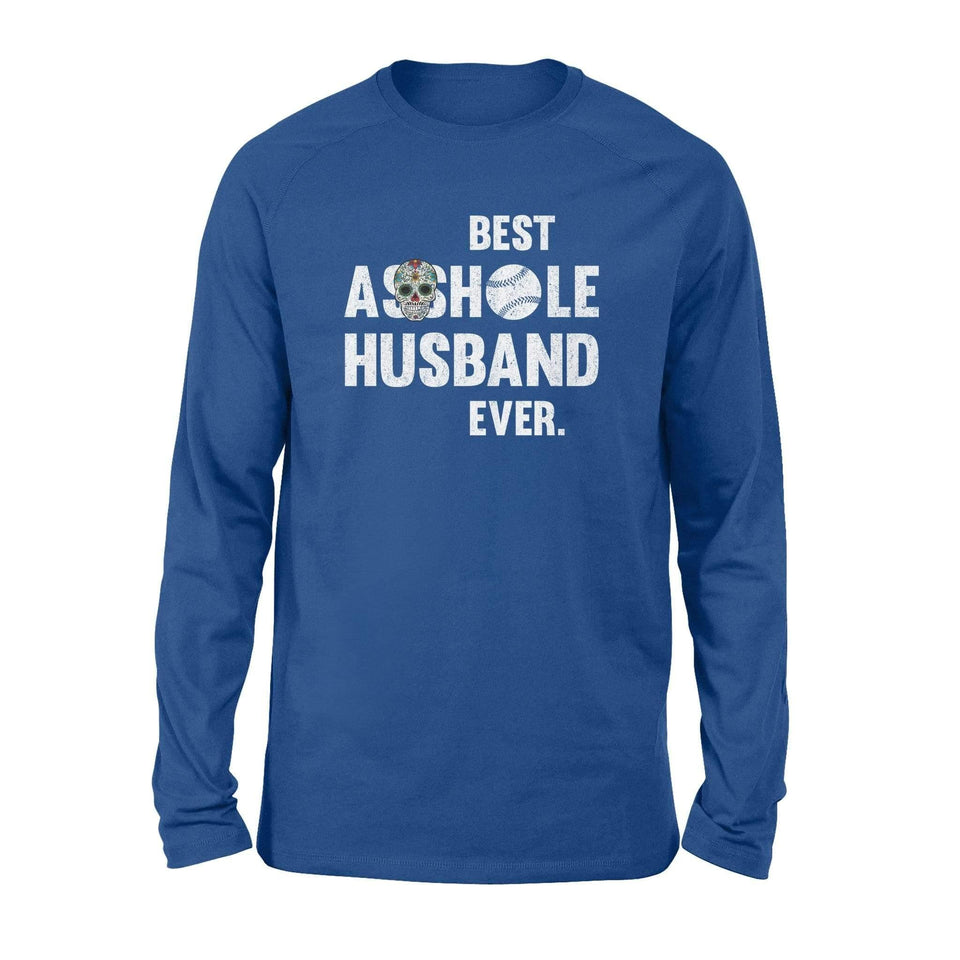 Best_asshole_husband_ever - Standard Long Sleeve - Family Presents