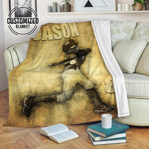Customizable Sketch Blanket