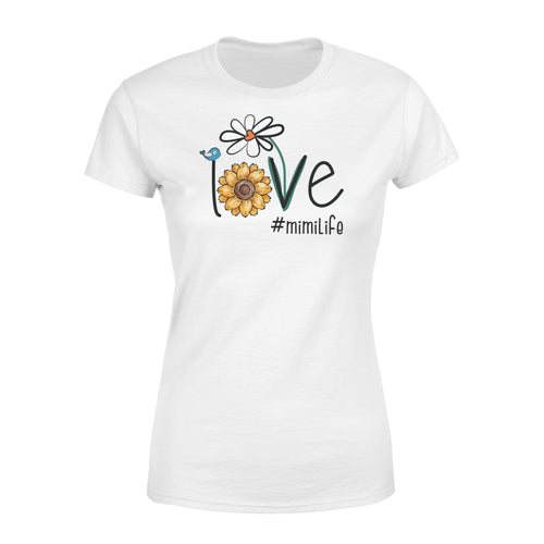 Love Mimilife Premium Women's Tee - Family Presents