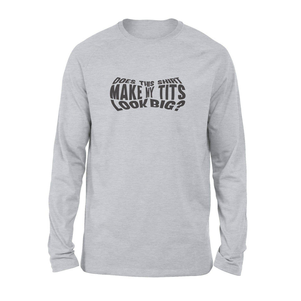 Look Big Long Sleeve - Family Presents