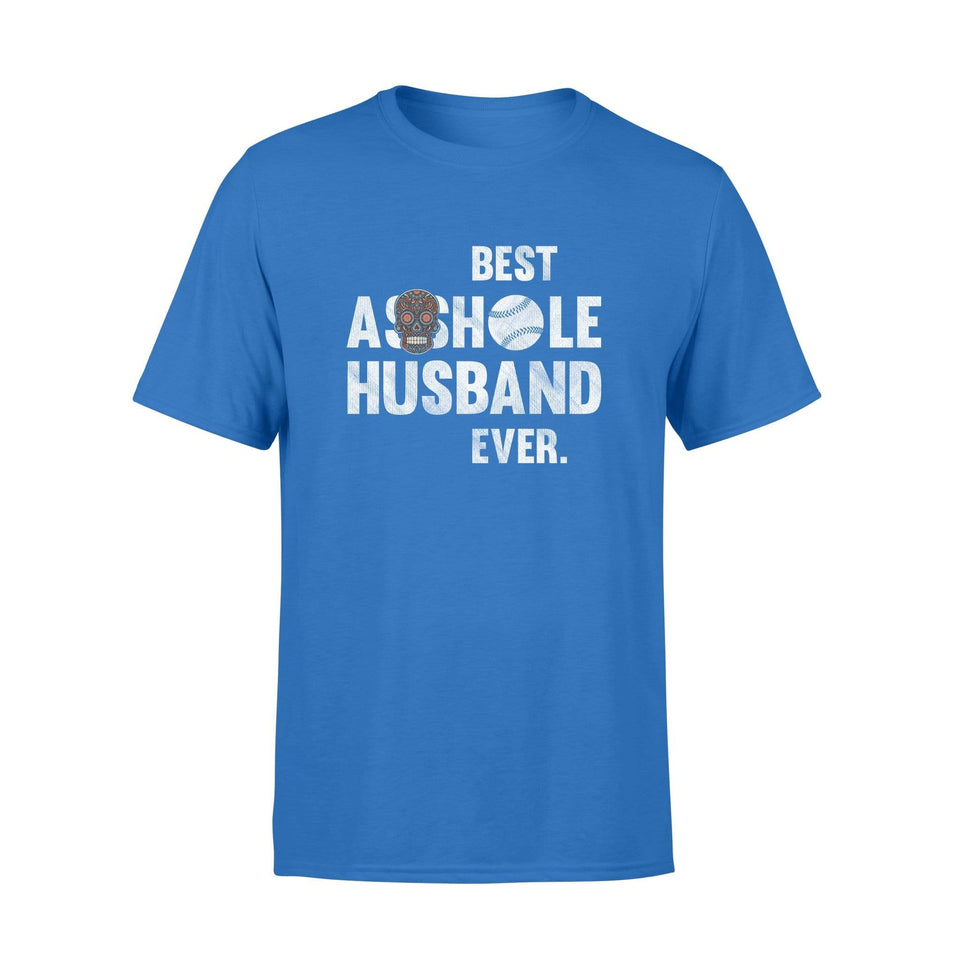 Best asshole husband ever 2 - Standard T-shirt - Family Presents
