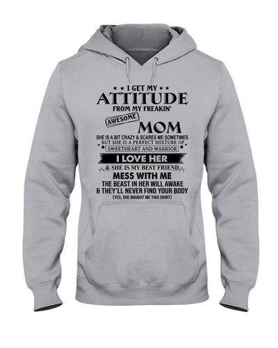 She Is My Best Friend- Standard Hoodie - Family Presents - Great Blanket, Canvas, Clothe, Gifts For Family