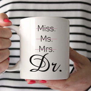 Limited Edition Mugs - Miss Ms Mrs Dr - Family Presents - Great Blanket, Canvas, Clothe, Gifts For Family