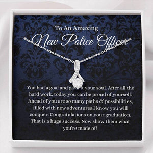 To An Amazing New Police Officer, Police Officer Gift, Grad Gift For Police Officer Women, Gift For Police Officer New Police Officer Gift