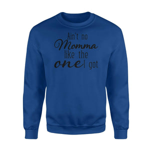 Momma One - Standard Fleece Sweatshirt - Family Presents