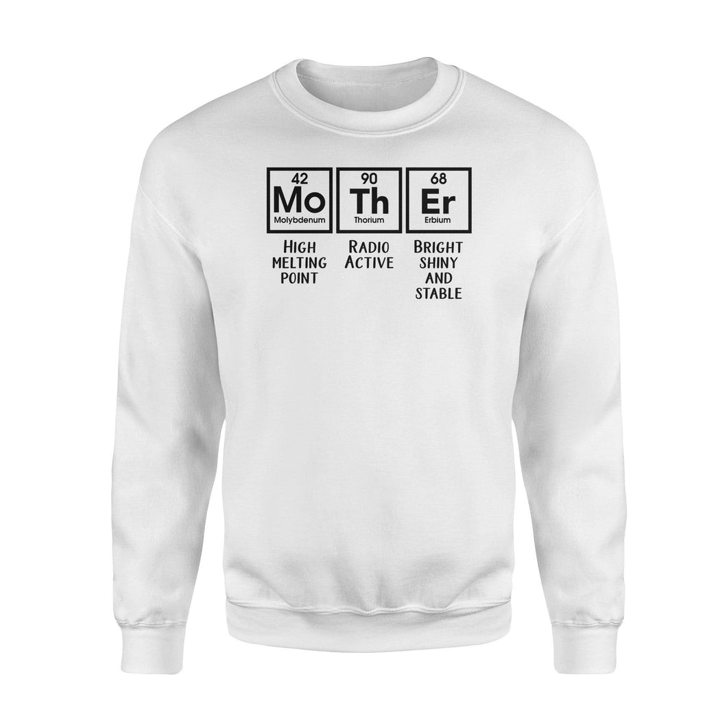 Mother Elemental - Standard Fleece Sweatshirt - Family Presents
