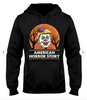american horror story Hooded Sweatshirt