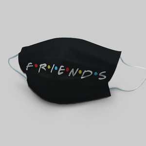 Friends Neck Face Gaiter Cover