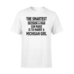 Marry A State Girl Premium Tee - Family Presents