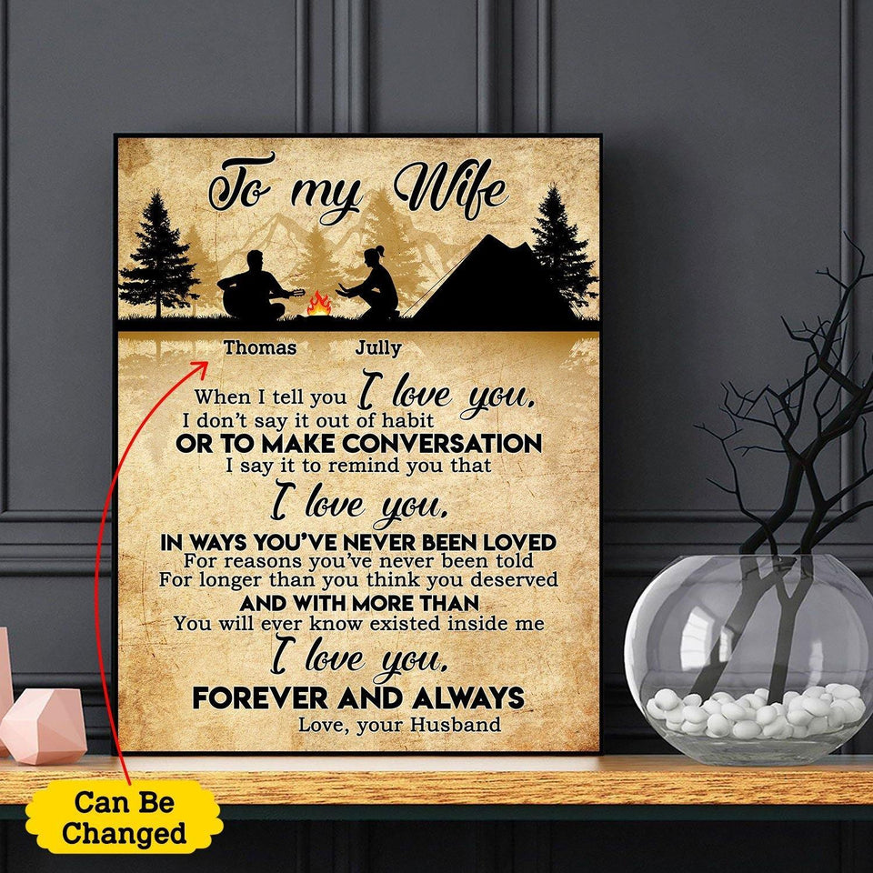happy Valentines day gifts, ideas for him, her with personalized name for my wall art canvas boards prints