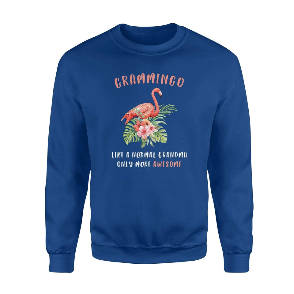Grammingo Fleece Sweatshirt - Family Presents