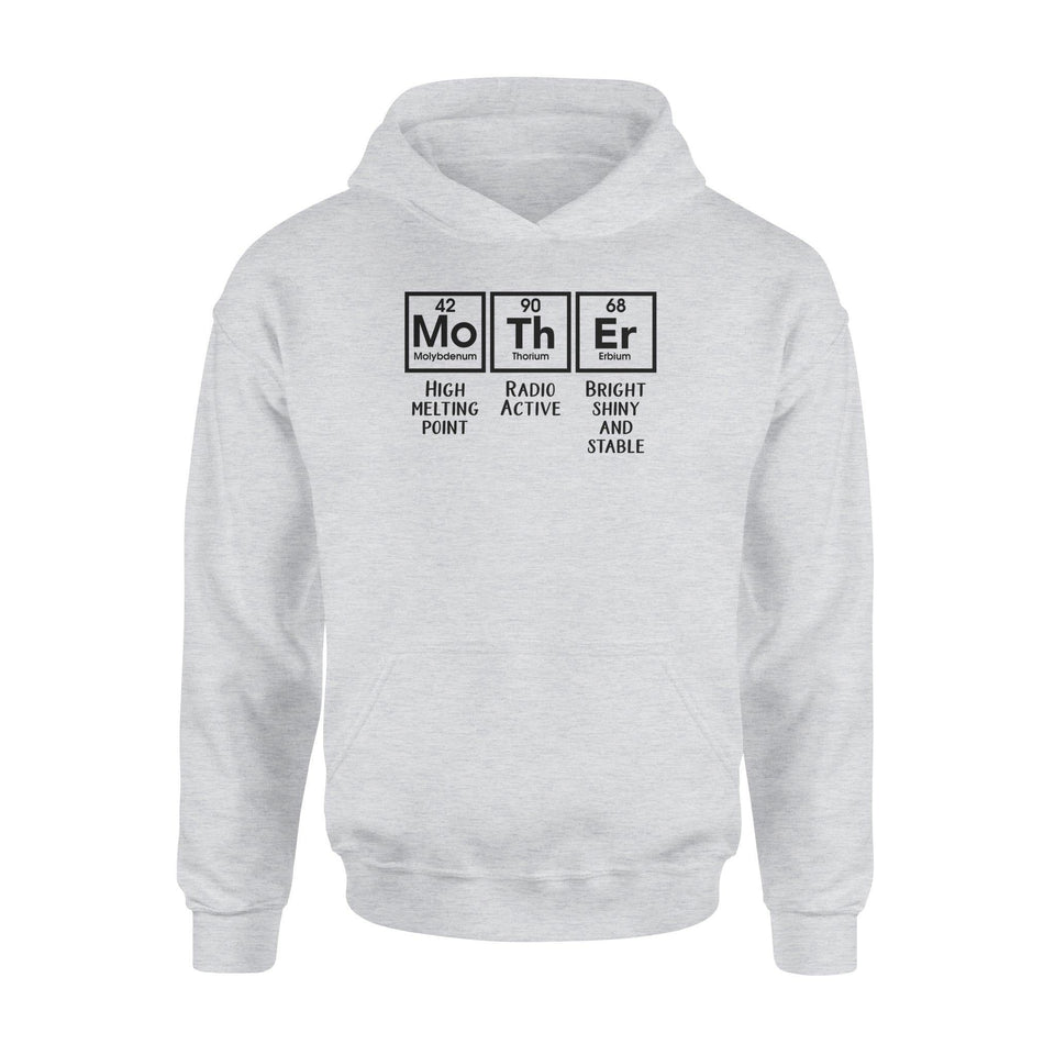 High Melting Point Radio Active Bright Shiny and Stable Hoodie - Family Presents