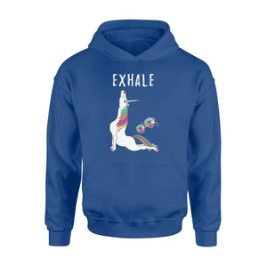 Exhale Hoodie - Family Presents