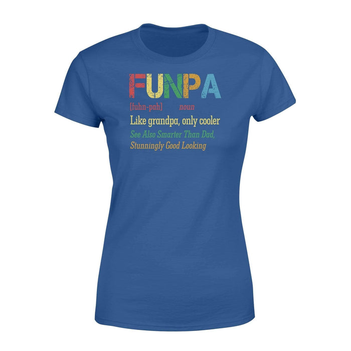 Funpa Women's T-shirt - Family Presents
