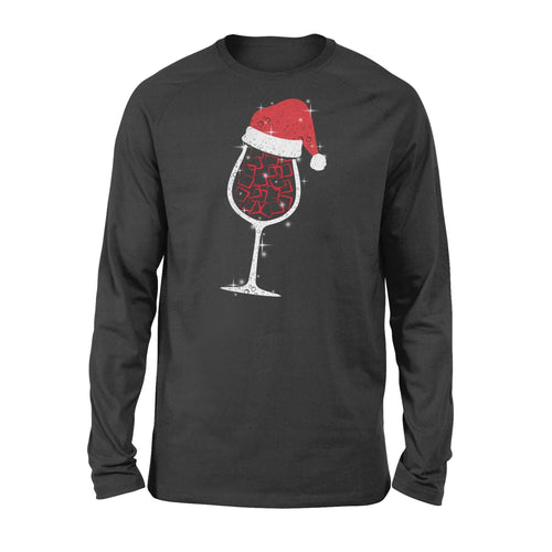 Christmas Wine Lovers - Standard Long Sleeve - Family Presents