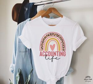Accountant, Accountant Shirt, Accounting Teacher, Tax Accountant Gift, Accounting Graduation Gift, Tax Accountant, Tax Season