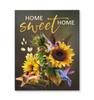 Canvas - Hummingbird - Home Sweet Home