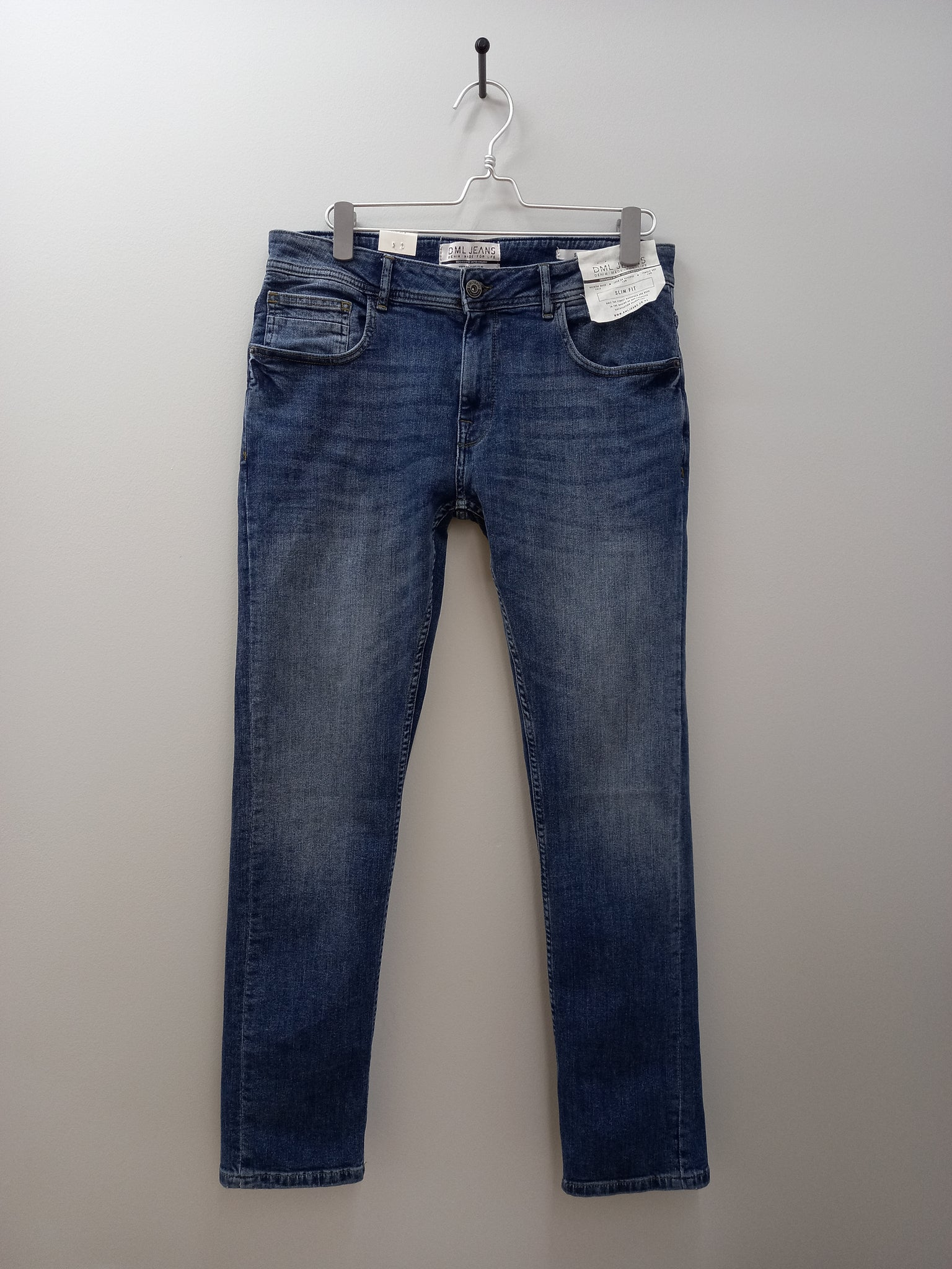 DML Ace Jeans Mid Wash
