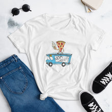 Load image into Gallery viewer, Women's NYC Pizza Tee