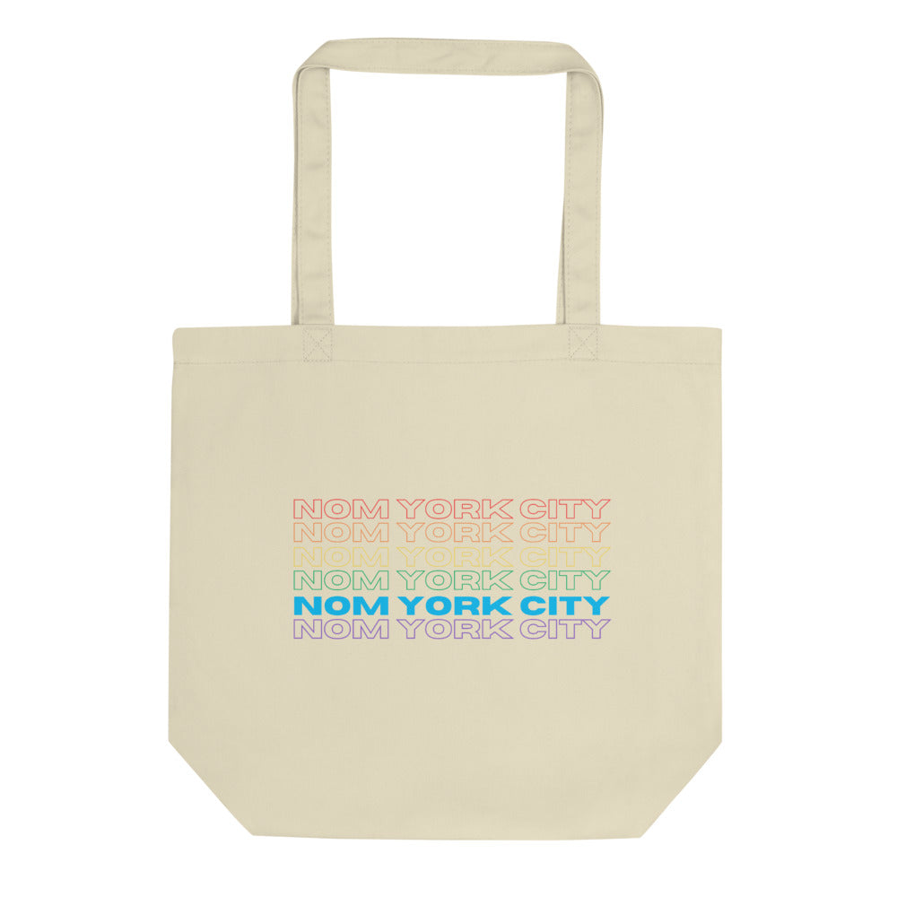 Nom York City Eco Tote Bag