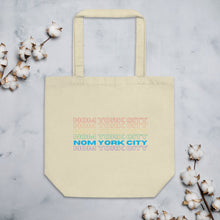 Load image into Gallery viewer, Nom York City Eco Tote Bag