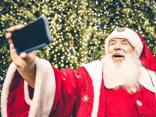 Personalized Video Message From Santa Claus