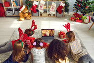 4-Minute Video Call With Santa Claus