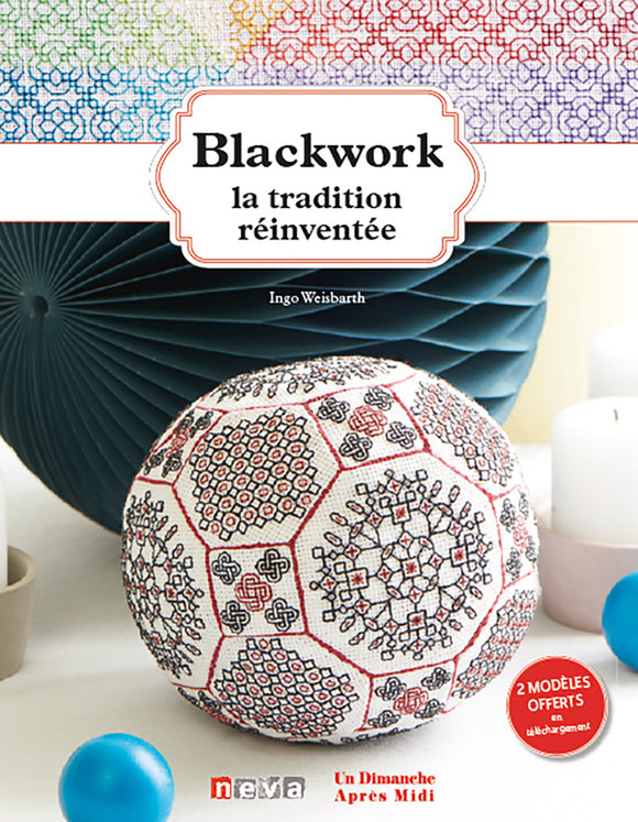 Blackwork la tradition réinventée Ingo Weisbarth