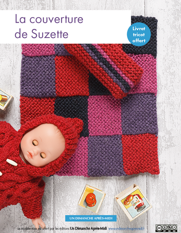 La couverture de Suzette