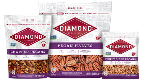 Packages of pecans