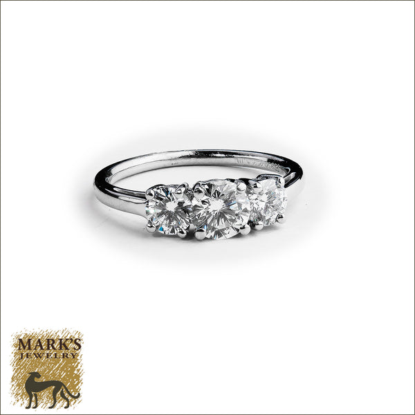 Platinum 3 4 Ct Rb Diamond Ring Mark S Jewelry Homewood