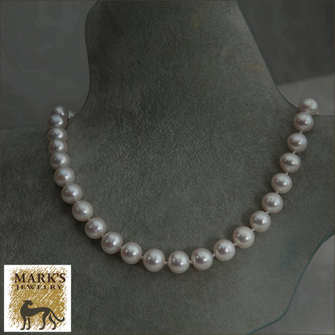* 08711 Freshwater Pearl Necklace