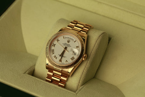 "Rolex Presidential ""Sold"""