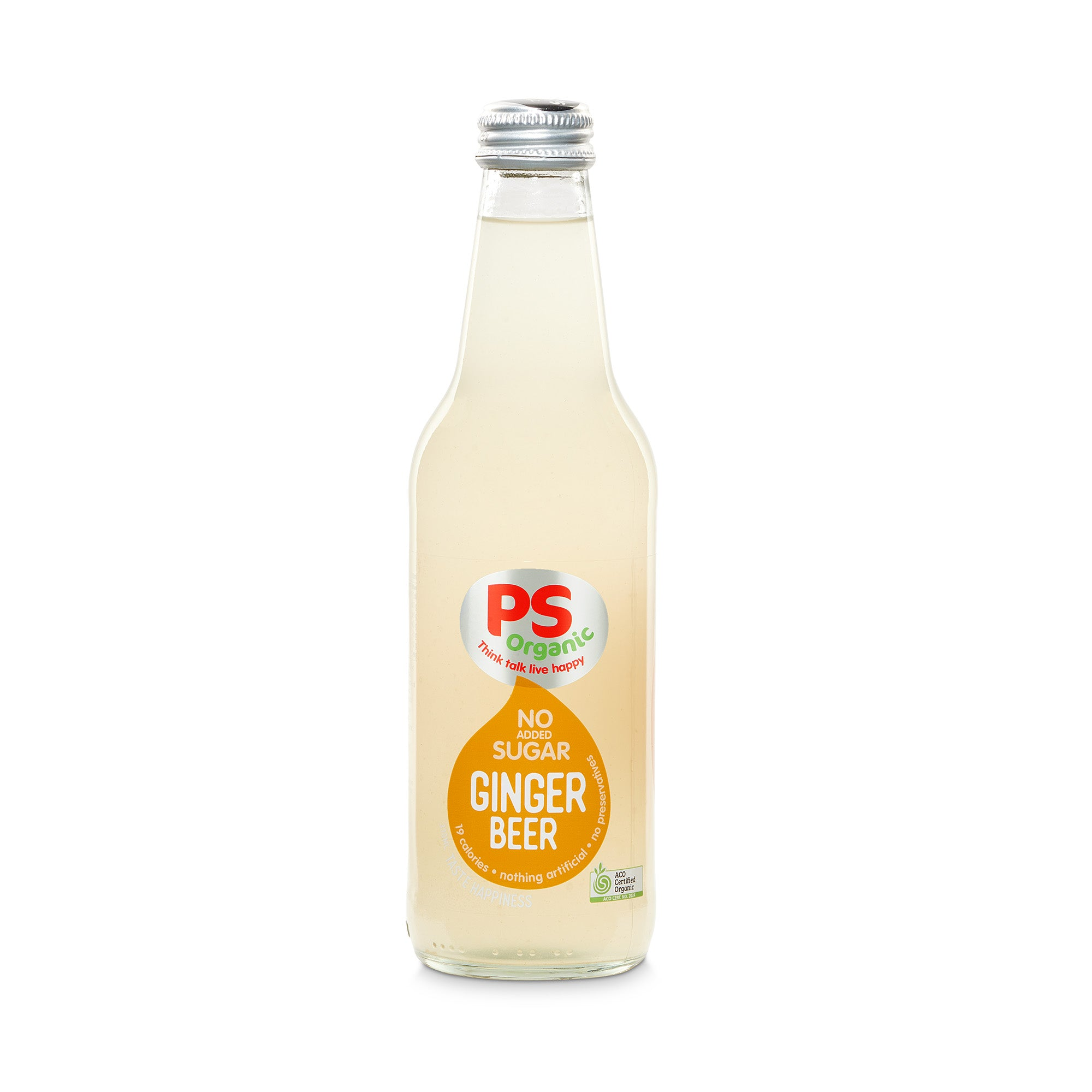 No Sugar Ginger Beer 330ml