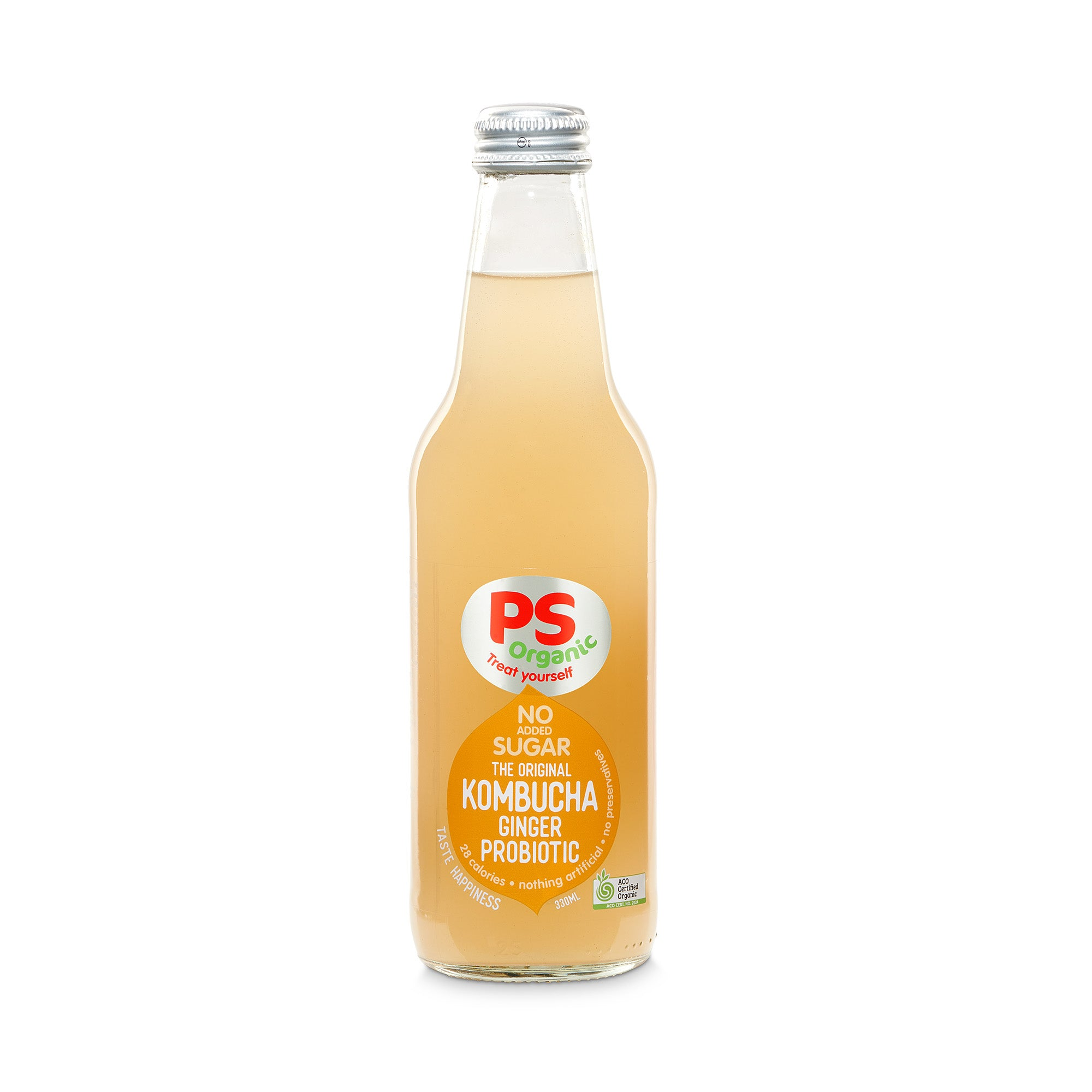 Kombucha Ginger 330ml