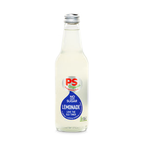 No Sugar Lemonade 330ml
