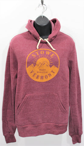 Circle Mountain Hoody Currant