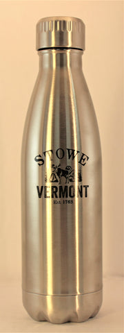 17oz Stowe Cola Bottle Stainless