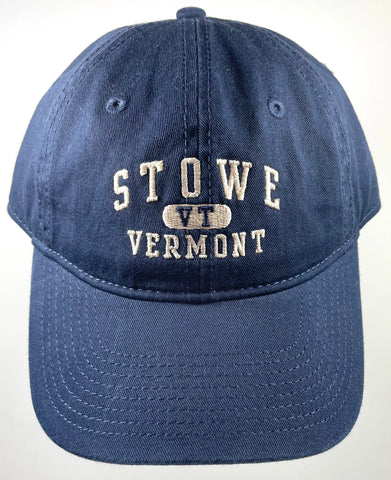 Stowe Arch Cap Navy
