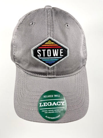 Stowe Diamond Hat Grey