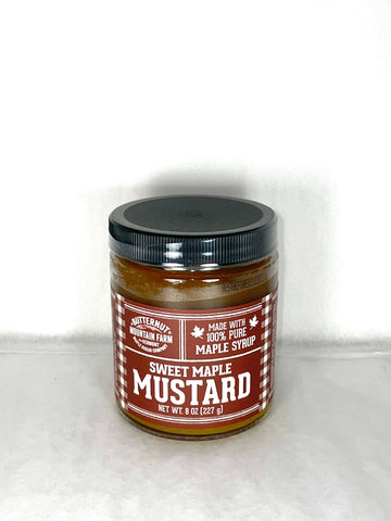 8oz Sweet Maple Mustard