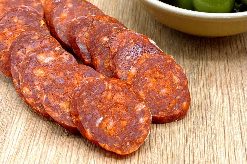 Small Suffolk Chorizo 190g