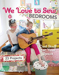 We Love to Sew - Bedrooms