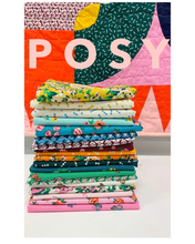 "Load image into Gallery viewer, ""Posy"" Fat Quarter bundle"