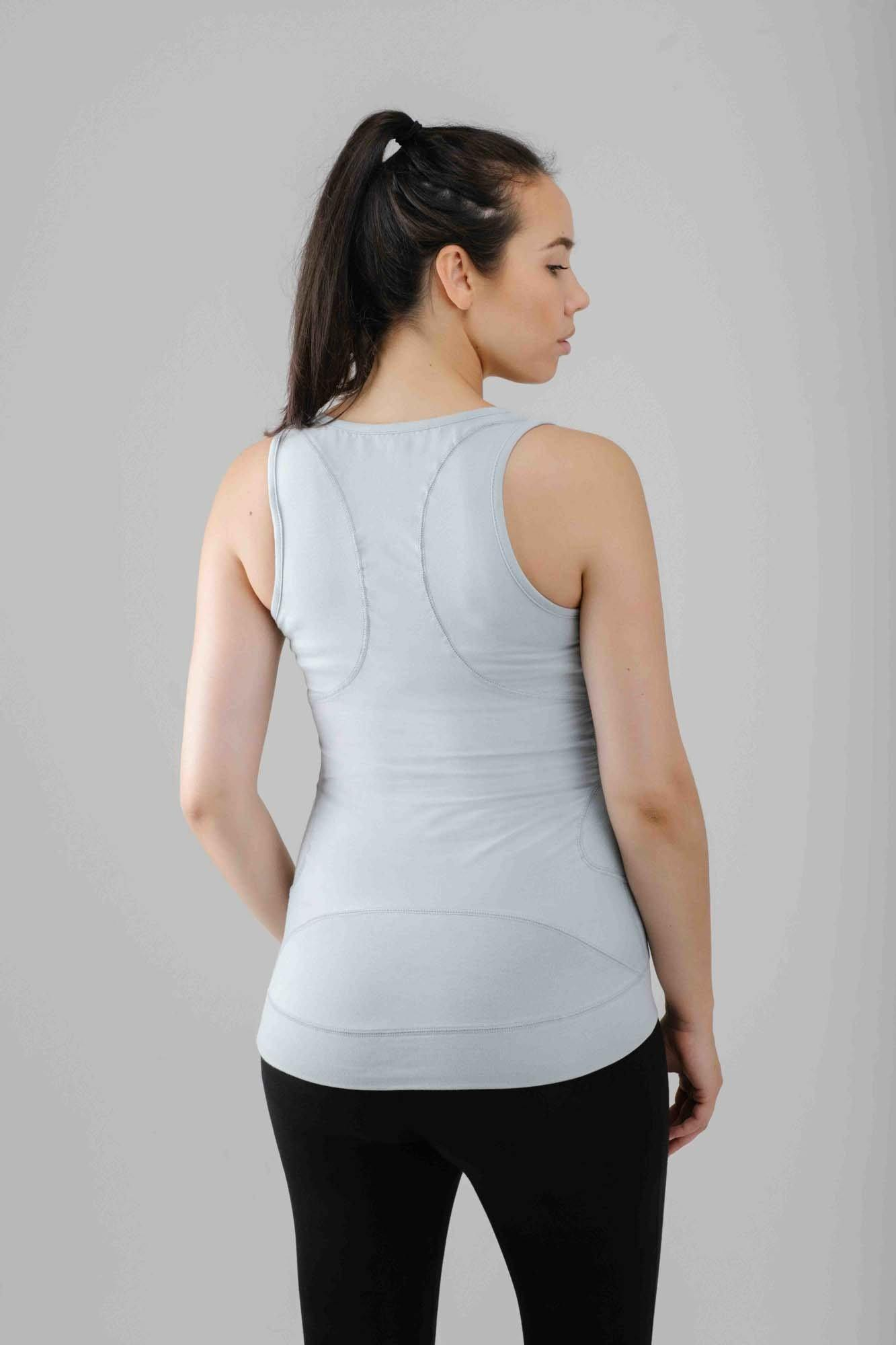 High Support Maternity Exercise Top - FittaMamma