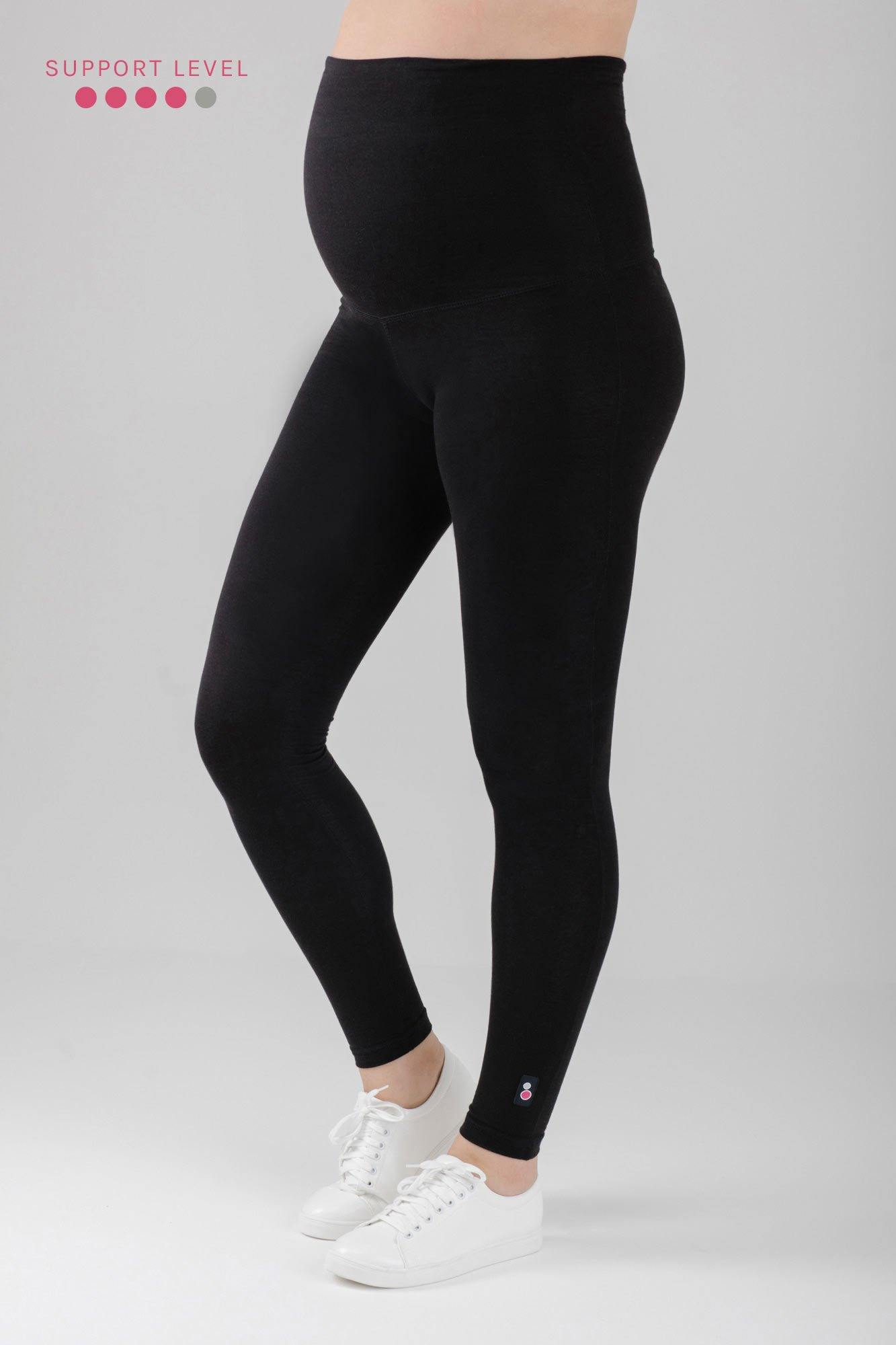 Supportive pregnancy exercise Kit: Top & Leggings - FittaMamma