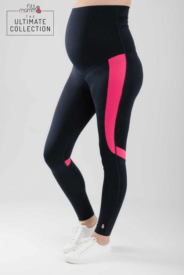 Ultimate Maternity Fitness Leggings - FittaMamma
