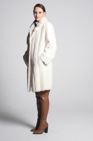 Margot Faux Fur Coat