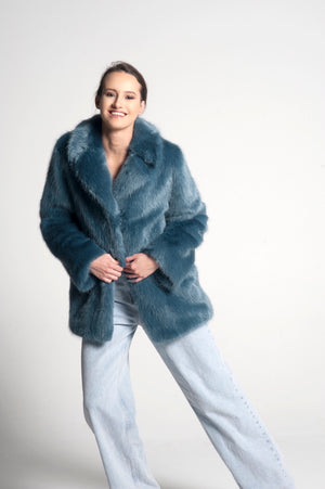Irina Faux Fur Jacket