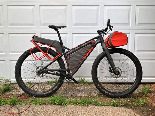 Trek 1120 Rear Rack Pack